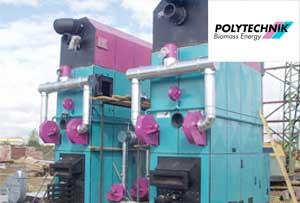 Equipos de generación de energía Polytechnik
